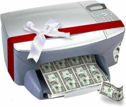 example economy � the new fiat currency one in a billion