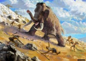mammoth_hunting