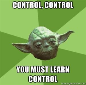 yoda control