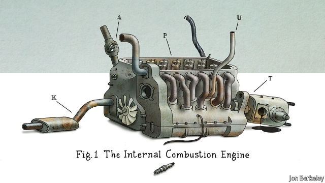 Why Do Modern Cars Use Internal Combustion Engines